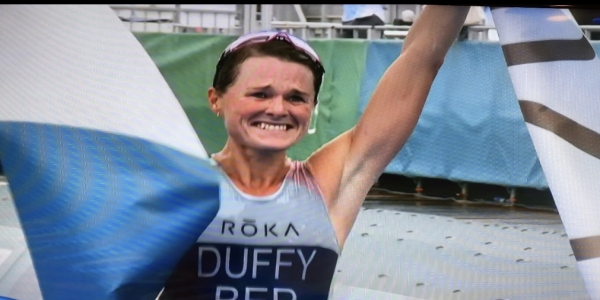 Duffy conquers the world in seizing Bermuda's first ever Olympic gold medal Tokyo
