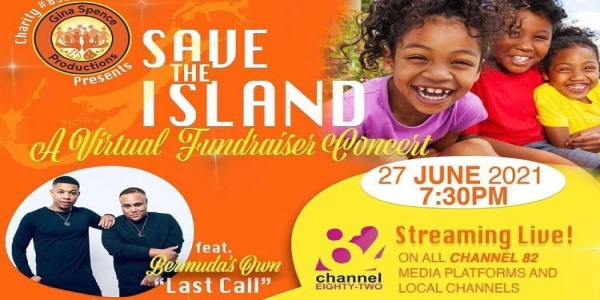 Gina Spence Productions and Last Call To Host Free Virtual Fundraiser This Weekend