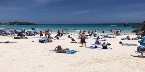 Police Aware Of Harrassment Allegations At Horseshoe Bay Beach