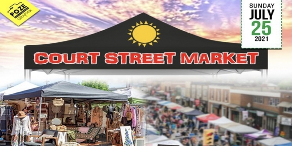 Public Invited To Join Court Street Market