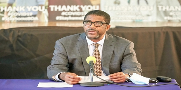 Standing in Solidarity with Bermudian Workers Says MP Michael Weeks