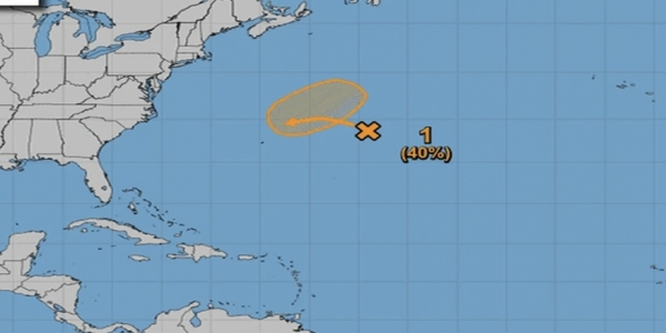 The National Hurricane Center Is Already Watching A Likely Storm In The Atlantic