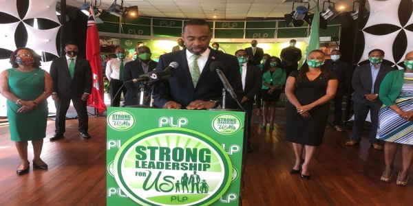 PLP Has Total Support For Party Leader David Burt, Says Party Chair Dawn Simmons
