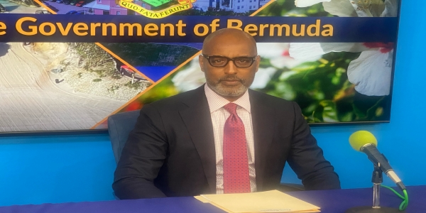 Finance Minister Dickinson Respond To G7 Communique Issued Saturday June 5, 2021