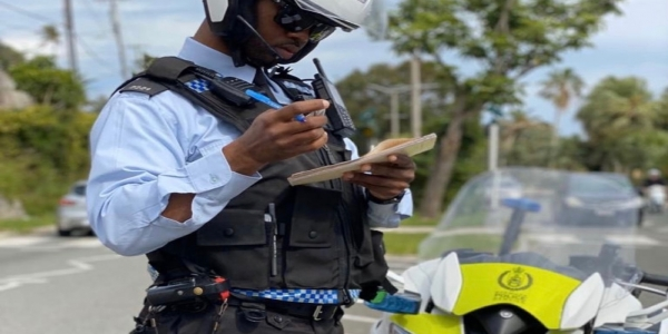 18 Motorists Ticketed for Speeding Friday 4th June