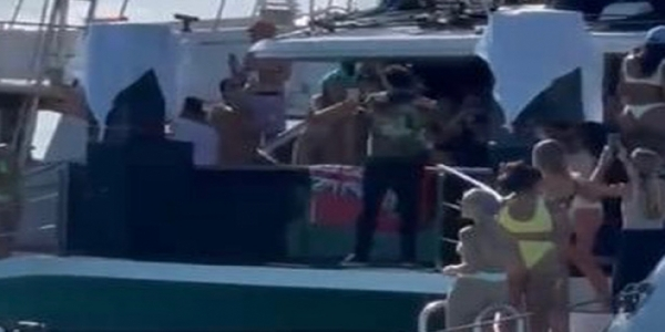 REVOLVE Boat Event Videos Circulating Extremely Disappointing Says NSM Ming