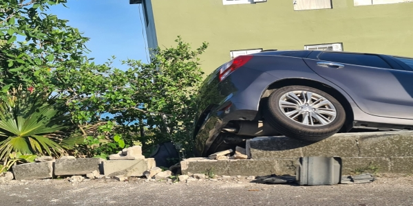 Road Traffic Collision In Shelly Bay Area