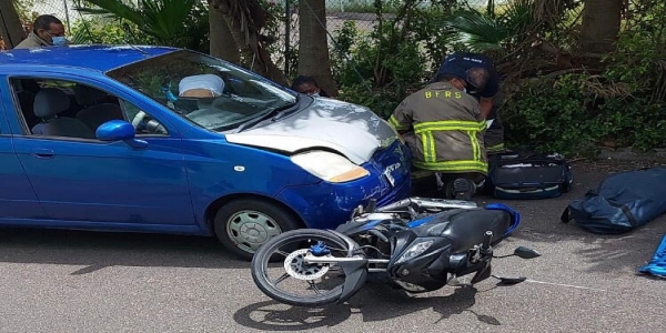 Police Report 16 Road Traffic Collisions Over Holiday Weekend