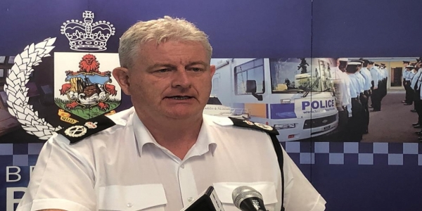 Commissioner and Road Safety Council Chairman Urge Drivers to Use More Caution