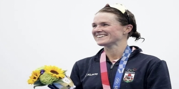 Duffy's Victory Makes Bermuda Smallest-Ever Nation to Win Summer Olympics Gold