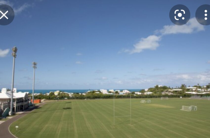 NSC North Field closed for Men's Rugby national team Friendly