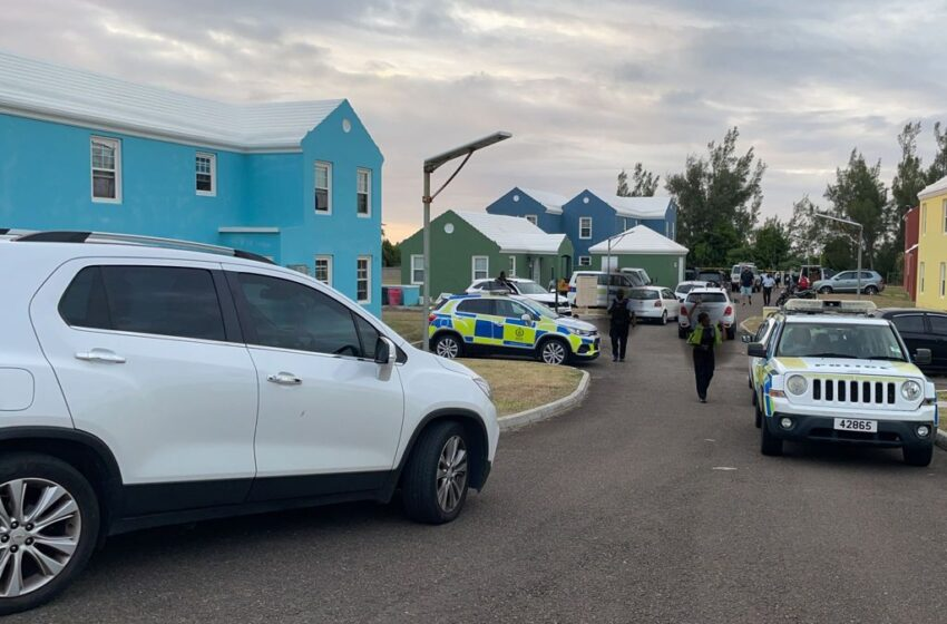 22 Year Old Man Shot Multiple Time Police Investigation Commenced