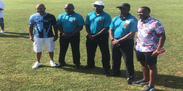 Hundreds Turn Out for 2021 Cup Match Opening Day