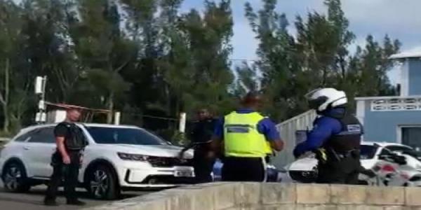 Man Arrested As Police Seize Firearm