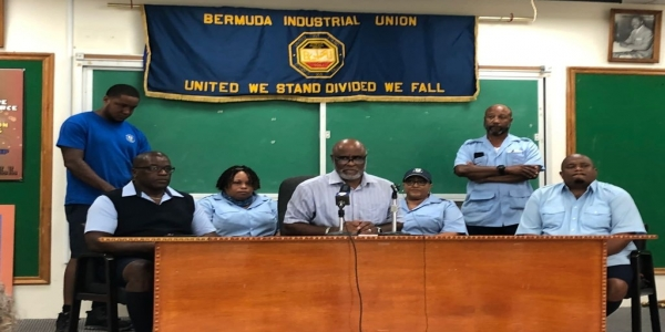 PLP Has Lost Their Way As A Labor Government Say BIU Leader Chris Furbert
