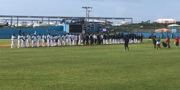SOMERSET WELL PLACED HEADING INTO DAY TWO AS DOUGLAS TEARS APART ST. GEORGE'S