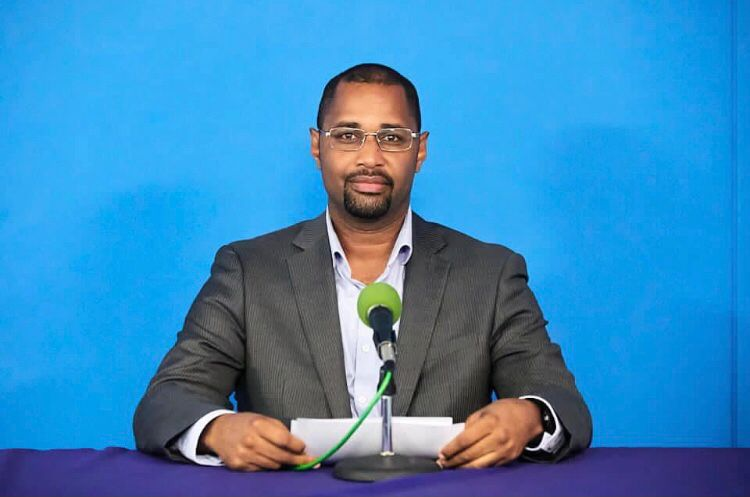 No Work No Pay Says Minister Lawrence Scott
