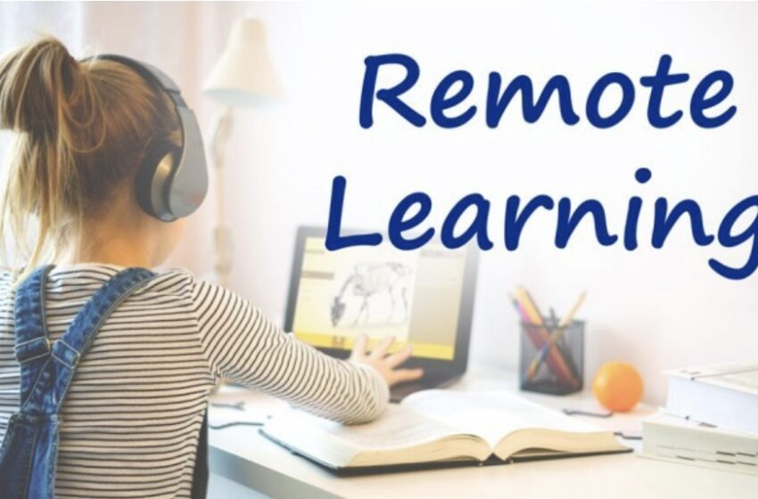 New School Term Begins With Remote Learning