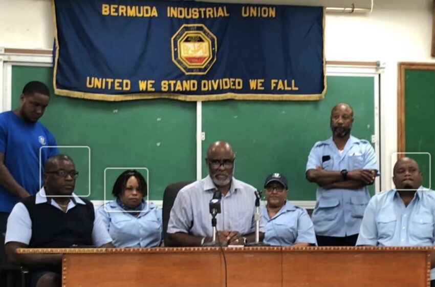 BIU's Letter to DPT and Marine & Ports Discusses Legislation Findings