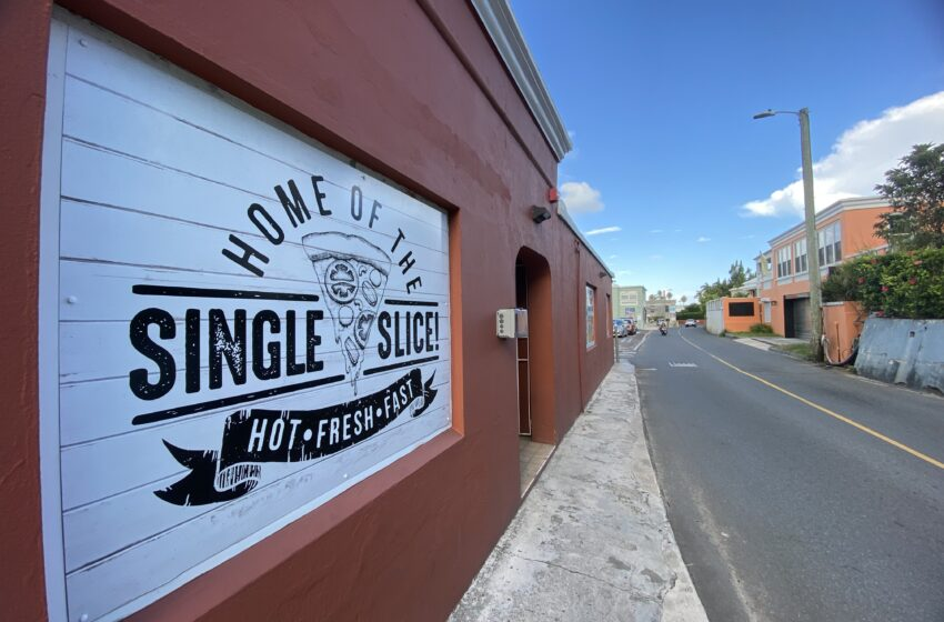 Island's Newest Pizzeria Offers Customers Something Different