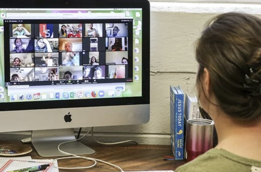 Inappropriate Content Shown During Middle School Zoom Lessons