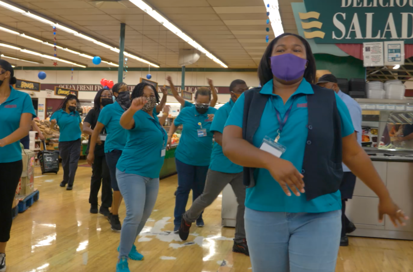The MarketPlace Celebrates Staff with Dance Challenge and Offers Round Ups