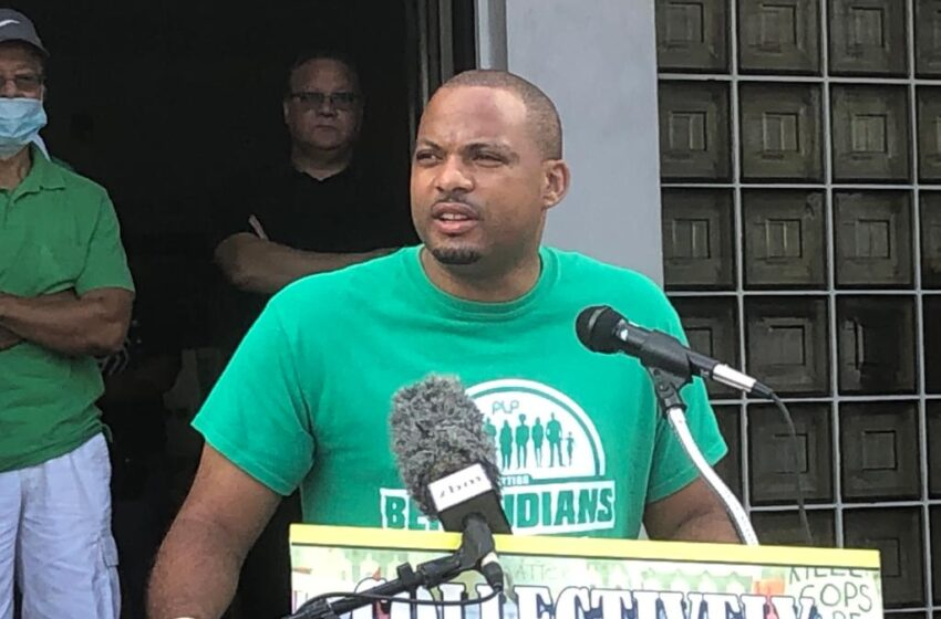 Happy Labour Day To The Workers Of Bermuda From Labor Minister Jason Hayward
