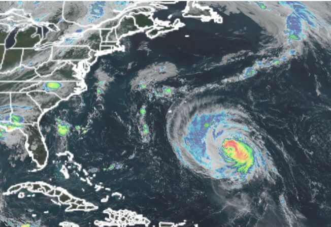 Work As Usual For Government Departments Thursday With Tropical Storm Warning Forecast