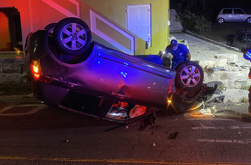 Driver Involved in Pembroke Collision was Allegedly Under the Influence