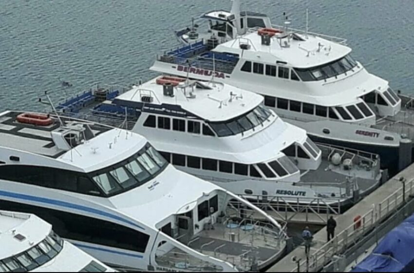Ministry of Transport Ferry Service Resumes