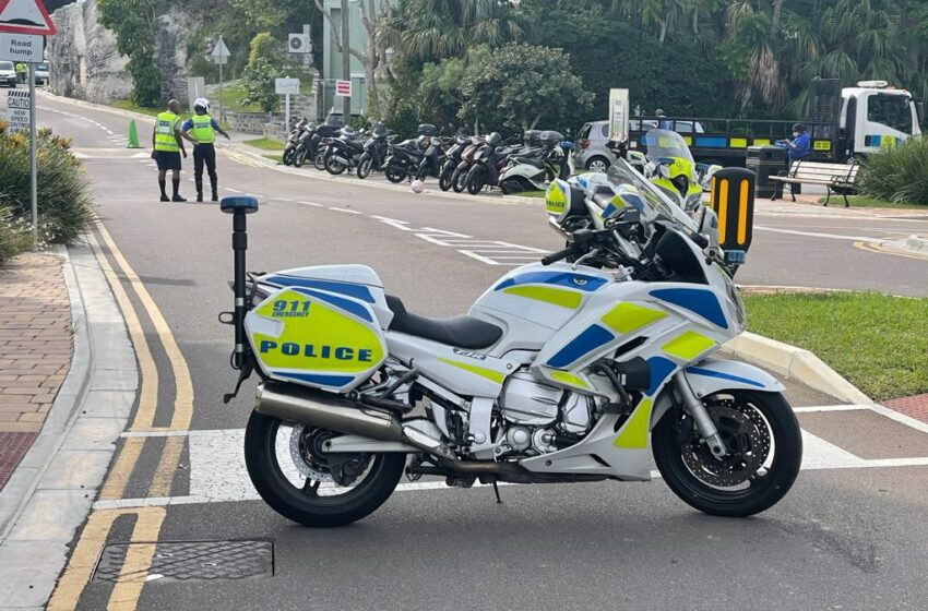 Serious Single Motorcycle Road Traffic Accident On Canal Road