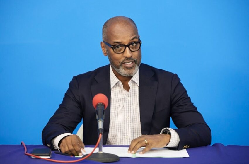 Bermuda's Economy Rated Stable Says Finance Minister Curtis Dickinson
