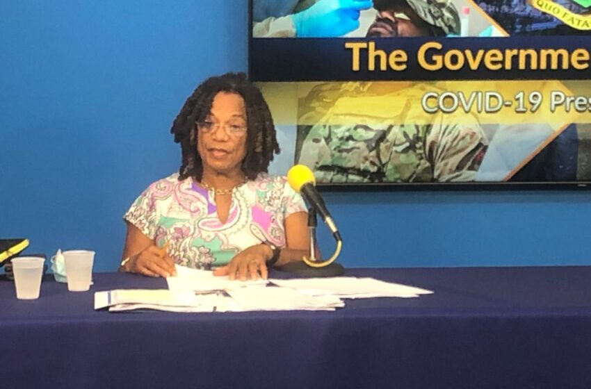 Sadly, the total number of deaths related to COVID-19 is 72 Says Health Minister Wilson