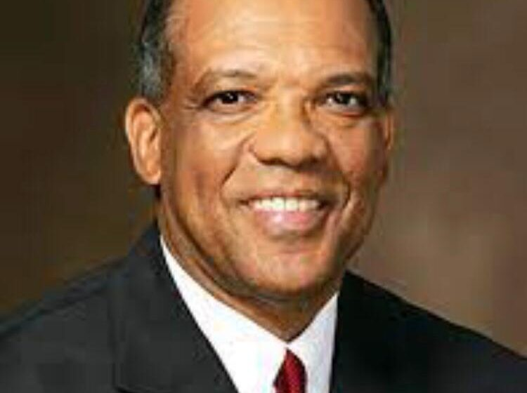 Former Premier Dr. The Hon. Ewart Brown Urges the Community to Get Vaccinated