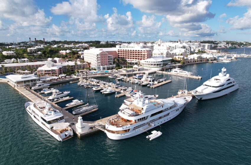 Hamilton Princess Named Best In the Atlantic Islands by Condé Nast Traveler's Readers' Choice Awards read